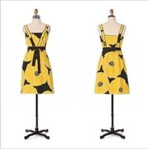 Anthro Moulinette Soeurs brighter season dress